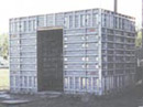 Safe Room Concrete Forms